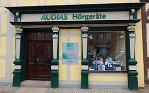 AUDIAS Filiale Halberstadt