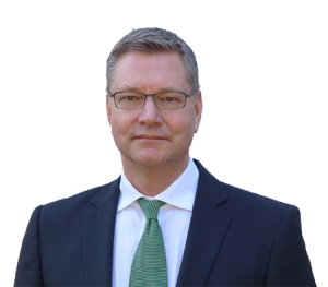 Uwe Grüne, Inhaber von Audias Hörgeräte