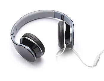 Kopfhörer für Hörtest