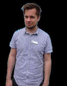 Justus Rieck ist Hörakustiker in Burgdorf