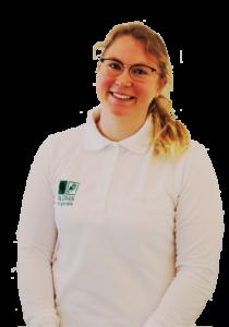 Friederike Kempe, Auszubildende