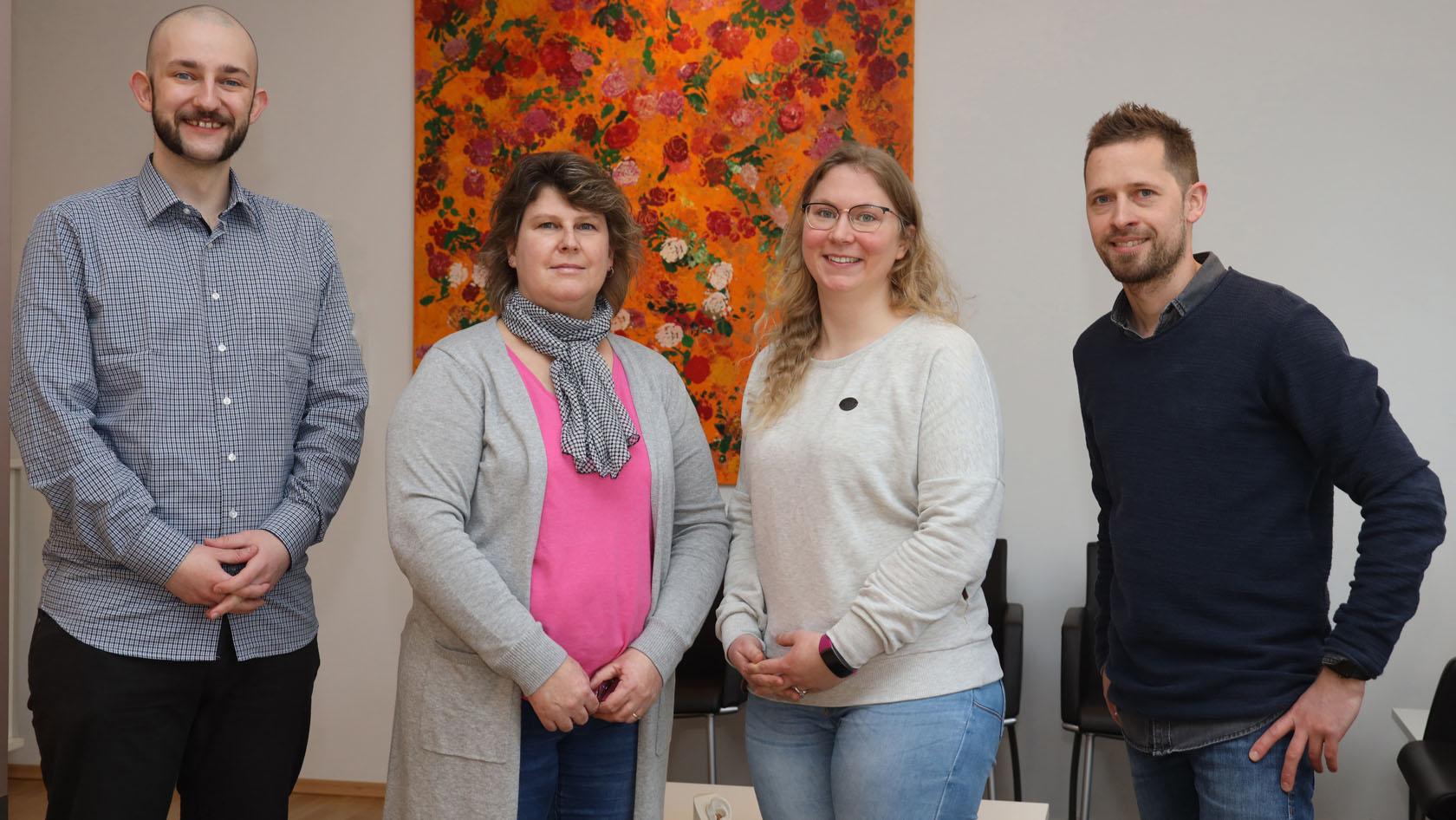 Unser AUDIAS_Team in Neustadt